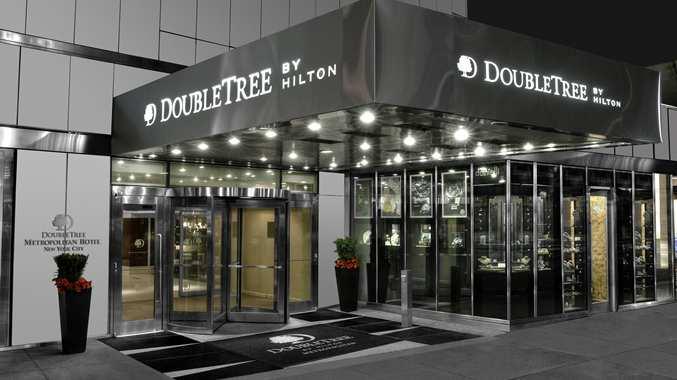 Doubletree Metropolitan Hotel, New York