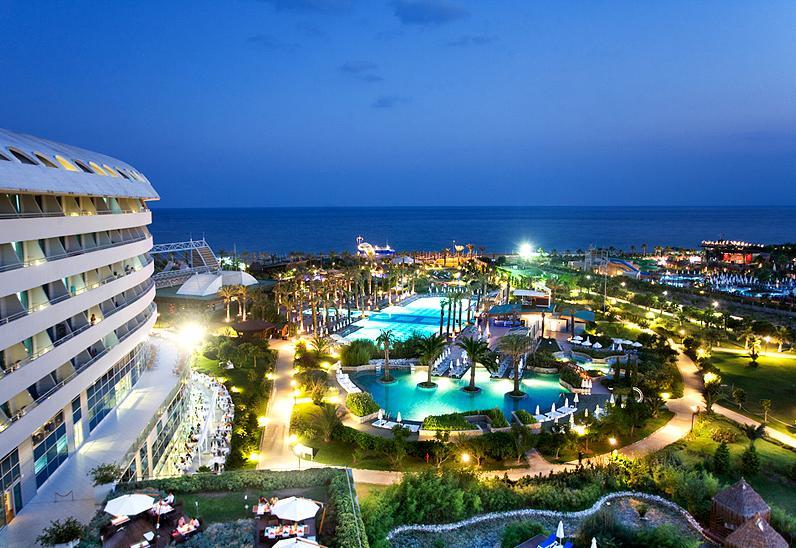 Concorde Deluxe Resort, Antalaya
