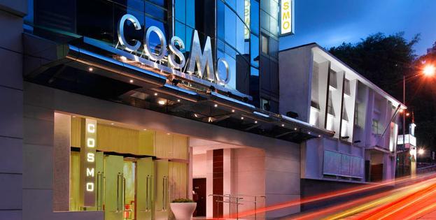 Cosmo Hotel, Hong Kong