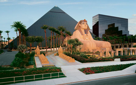 Luxor Hotel & Casino, Las Vegas