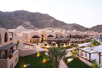 Miramar Al Aqah Beach Resort, Fujairah