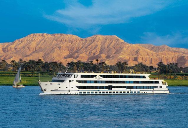 Splendor Of The Nile