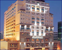 The Metropolitan Palace Hotel, Dubai