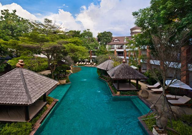 Woodlands Hotel & Resort, Pattaya