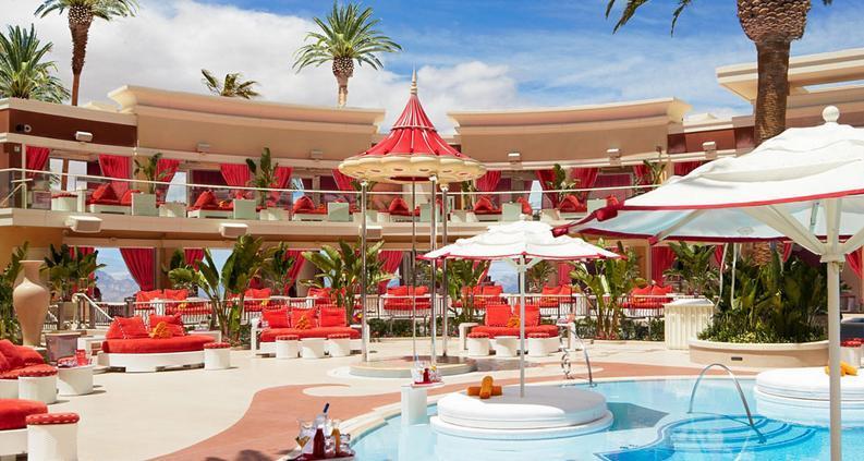 Wynn Hotel at Las Vegas