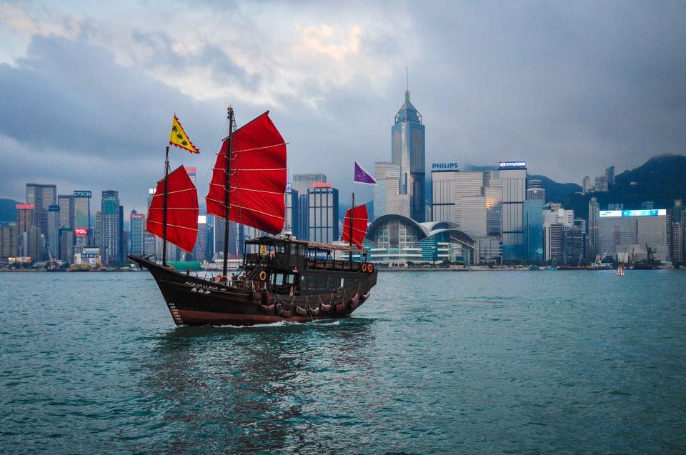 Explore Hong Kong